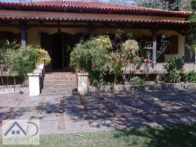 Sítio Para Venda Em Paraíba Do Sul, Werneck, 4 Dormitórios, 2 Suítes, 3 Banheiros - 163
