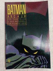 Batman Ano Um - Encadernado - Abril - Para Colecionador