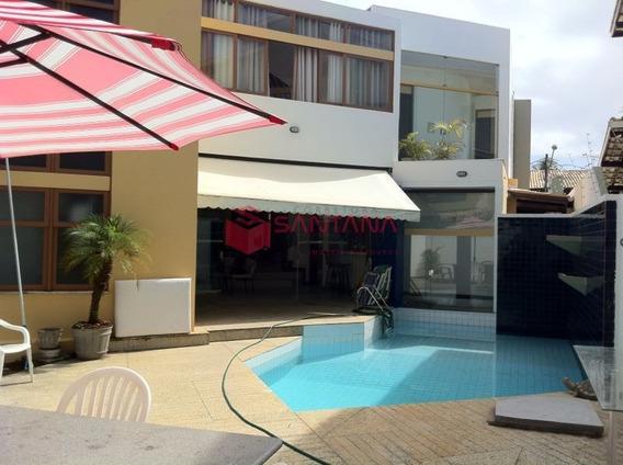 Casa Com Ótima Localização Em Vilas Do Atlântico, Frente A Praia - 93150945