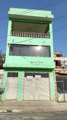 Sobrado Residencial Para Venda E Locação, Jardim Camargo Novo, São Paulo. - Codigo: So0091 - So0091