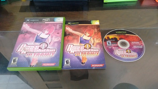 Dance Dance Revolution Ultramix Completo Para Xbox Normal