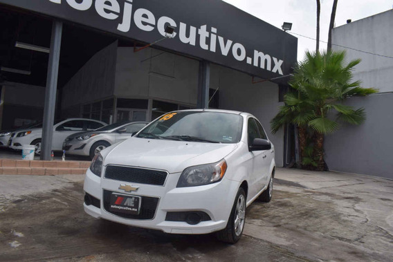 Chevrolet Aveo 2015 1.6 Lt L4 Man Mt