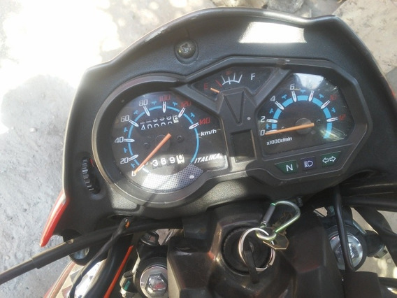 Italika 125 Z