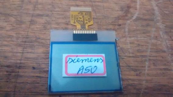 Display Tela Lcd Do Celular Da Siemens A50. Envio Td.brasil