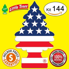 Little Trees Atacado Original Importado - 144 Aromatizantes