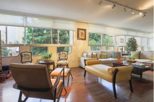 Imagem 1 de 15 de 4 Dormitórios (sendo 1 Suíte) - 2 Vagas - Jardim Paulista - Cf67736