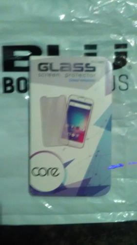 Vidrio Templado  Telefono Blu R1 Plus Original Marca Core