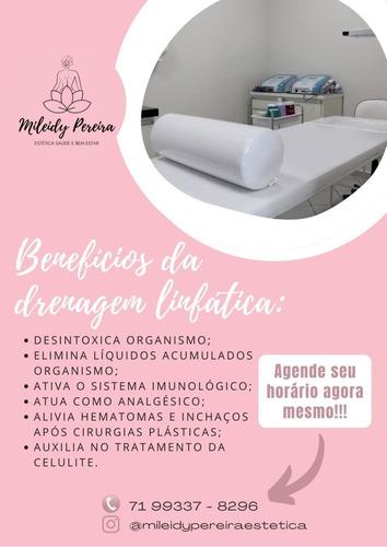 Imagem 1 de 2 de Massoterapeuta Atendimento Em Lauro De Freitas ( Mulheres)