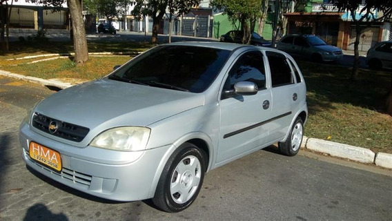 Corsa 1.8 8v Gasolina 4p 2003 Completo