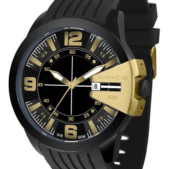 Relógio Lince Masculino Mrp4403s P2px C/ Garantia E Nf