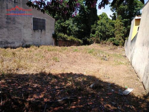 Terreno À Venda, 675 M² Por R$ 380.000,00 - Vila Santista - Atibaia/sp - Te1748