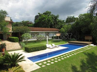 Casa Residencial À Venda, Granja Viana - Haras Guancan, Cotia. - Codigo: Ca14454 - Ca14454
