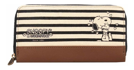 Carteira Snoopy Friends Forever Sp1724