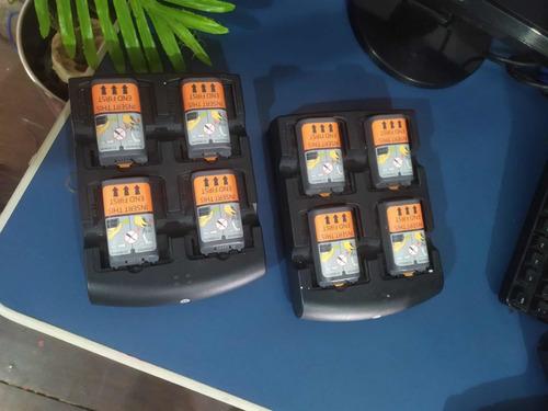 Carregador Bateria Coletor De Dados