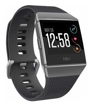 Smart Watch Fitbit Ionic Nuevo Color Negro