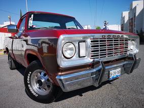 Dodge Ram Clasica 1978 Mt Autos Puebla