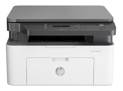 Impresora Hp Laser Mfp 135w (4zb83a)