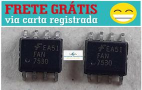 Fan7530 Fan7530m 7530 Fan7530mx = Kit Com 4 Unidades