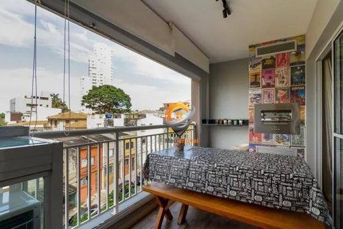 Apartamento Com 2 Dormitórios À Venda, 88 M² Por R$ 830.000,00 - Casa Verde (zona Norte) - São Paulo/sp - Ap0093