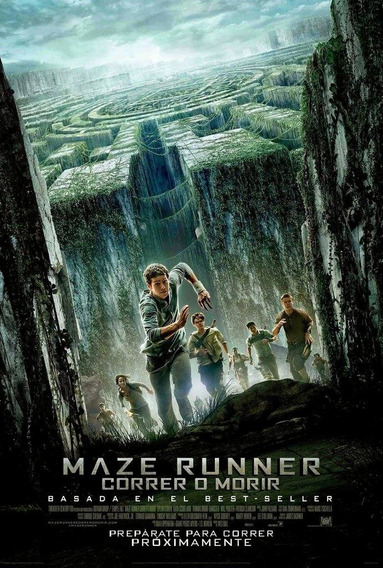 Poster Original Cine Maze Runner