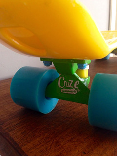 Skateboards Cruz E .