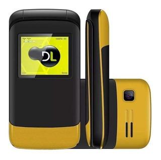 Telefone Celular Dl Dual Fm Yc230