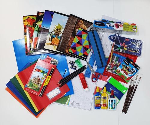 Kit De Útiles Escolares Completo