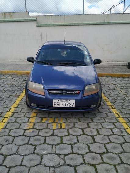 Chevrolet Aveo Aveo Activo 1.4