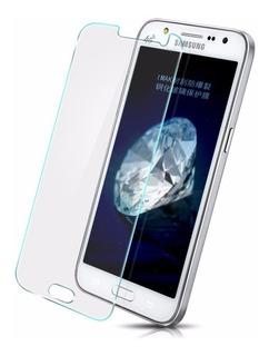 Mica De Cristal Templado Transparente 2.5d Para Samsung