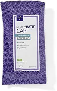 Medline Readybath Scented Rinse-free Shampoo Cap With Condit