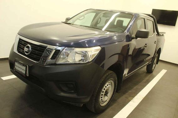 Nissan Np300 2018 4 Pts. Doble Cabina Se Tm Ac Paq Seg 6vel