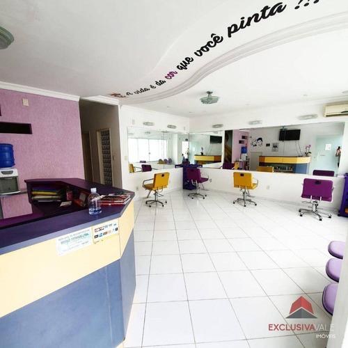 Imagem 1 de 22 de Casa Com 7 Dormitórios À Venda, 255 M² Por R$ 1.200.000,00 - Parque Industrial - São José Dos Campos/sp - Ca1126