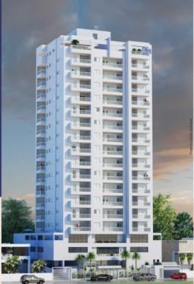 Apartamento Lado Praia, Com 2 Quartos Em Mongaguá/sp 3237-pc
