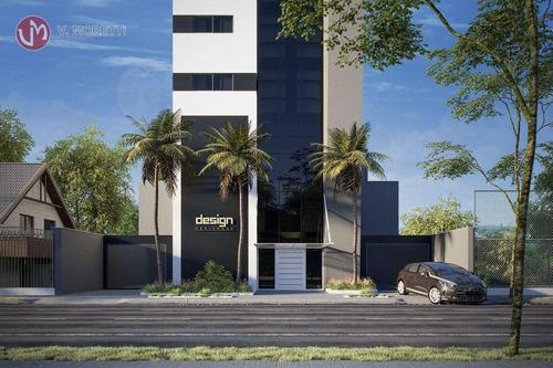 Imagem 1 de 7 de Apartamento Com 2 Dormitórios À Venda, 91 M² Por R$ 918.487 - Centro - Cascavel/pr - Ap0305