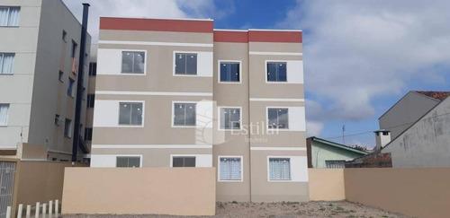 Imagem 1 de 28 de Apartamento 02 Quartos No Afonso Pena, São José Dos Pinhais. - Ap1841