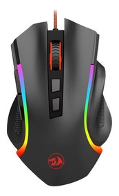 Mouse Redragon M607 Griffin Rgb Chroma Gamer Laser 7200dpi