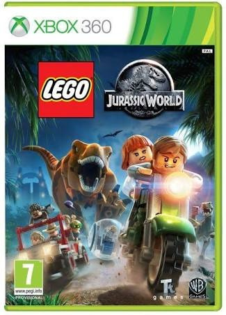 Lego Jurassic World Mídia Digital Xbox 360