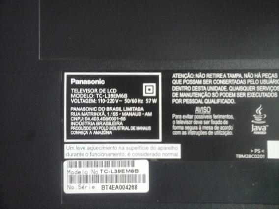 Tv Panasonic Tcl39em6