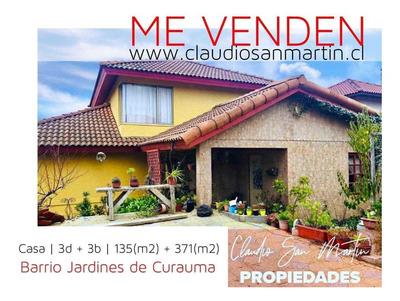 Claudio San Martin #vende #casa #valparaiso #curauma