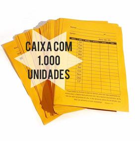 Envelope Dízimo E Ofertas Com 1.000 Unidades