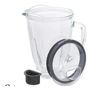 Vaso Licuadora Oster Reversible, Refractario Con Tapa