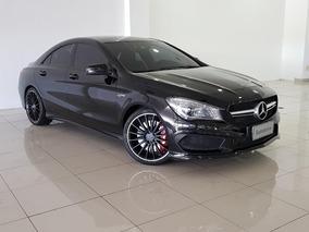 Mercedes-benz Cla 45 Amg 2.0 16v Turbocharged Gasolina 4p Au