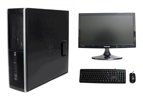 Computador Hp 8100 I5 4gb 320hd Monitor 19 Polegadas