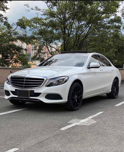 Imagen 1 de 10 de Mercedes-benz C200 C 200 Clase C 2015 2.0 Cgi Exclusive