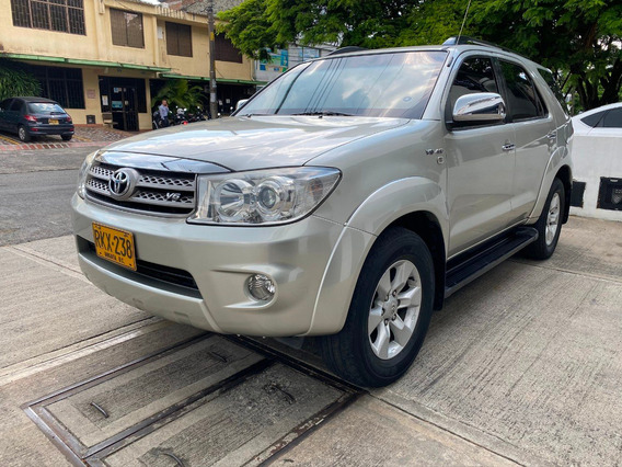 Toyota Fortuner Sr Full Blindaje Ii Plus