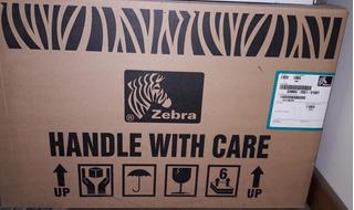 Impresora Termica De Codigo De Barras Zebra S4m