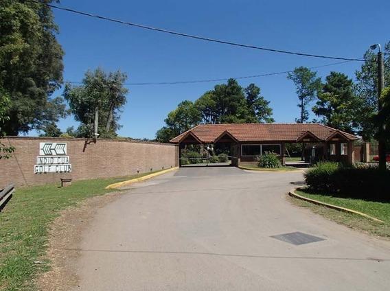 Chalet 4 Ambientes En Indio Cua Golf Club Country