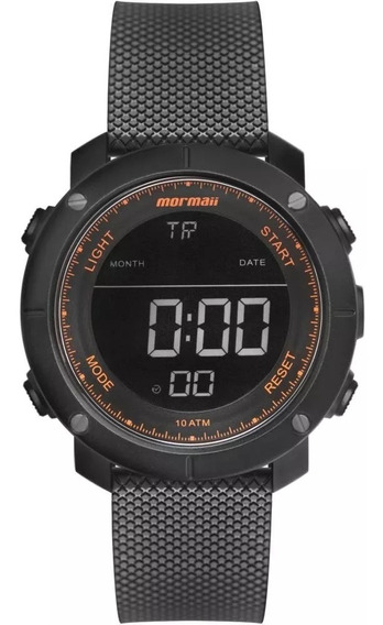 Relógio Mormaii Masculino Mo0700ac/8l Vai Com Brinde