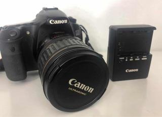 Cámara Profesional Canon Eos 60d Poco Uso