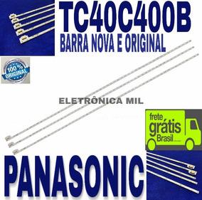 Barra De Led Tv 40 Polegadas Panasonic Tc40c400b Nova Origin